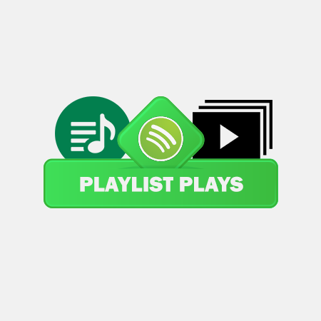Spotify Playlist Plays