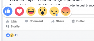 Buy Facebook Post Reactions