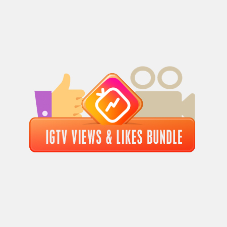 Buy IGTV Views and Likes